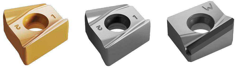 Виды пластин CHASE-4-FINISH для разных металлов