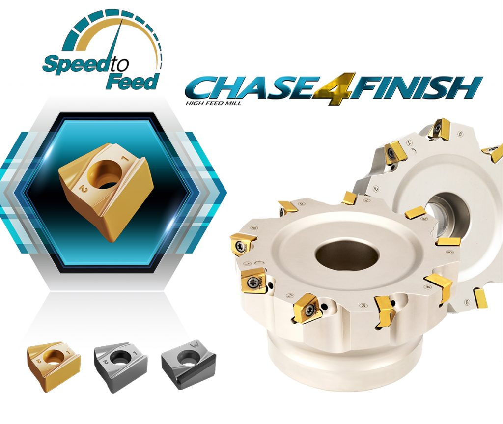 Двусторонние пластины с 4 кромками CHASE-4-FINISH