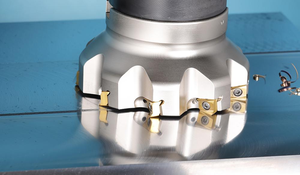 Высокое качество поверхности с CHASE-4-FINISH