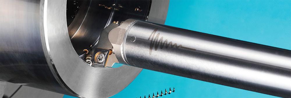 Расточка отверстия с соотношением глубина/диаметр до 10D