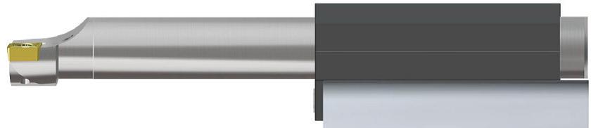 Расточная оправка стальная